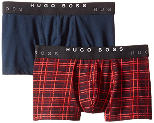 HUGO BOSS Boss Men's 2-Pack Cotton Stretch Boxer Brief for sale