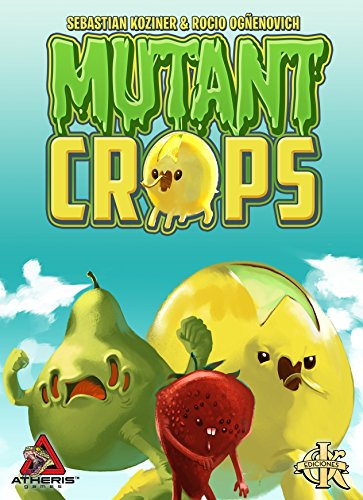 Crops - Worker Placement Game for 2-4 Players That Plays in 15-30 Minutes ()
