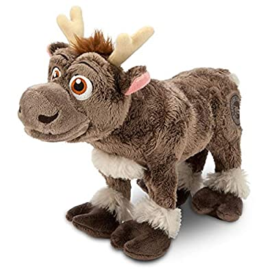 Disney Frozen Baby Sven Plush Reindeer: Toys & Games