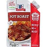 McCormick Slow Cookers Pot Roast Slow Cooker Sauce