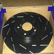 EBC Brakes USR7114 USR Series Sport Slotted Rotor
