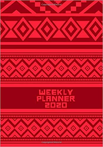 Amazon.com: Weekly Planner 2020: Ultimate Personal Agenda ...