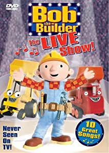 Amazon.com: Bob the Builder - The Live Show!: Rob