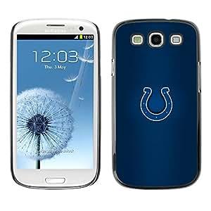 Stuss Case / Funda Carcasa protectora - Potros - Samsung Galaxy S3