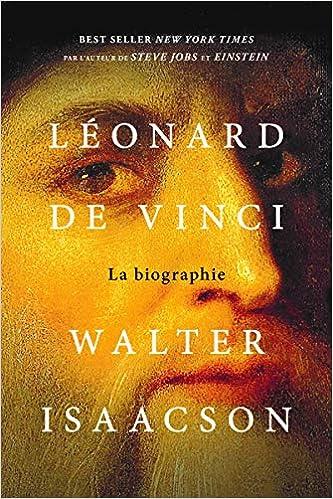 La biographie de Léonard de Vinci de Walter Isaacson dans Art culture litterature 51B2EFv3SoL._SX331_BO1,204,203,200_