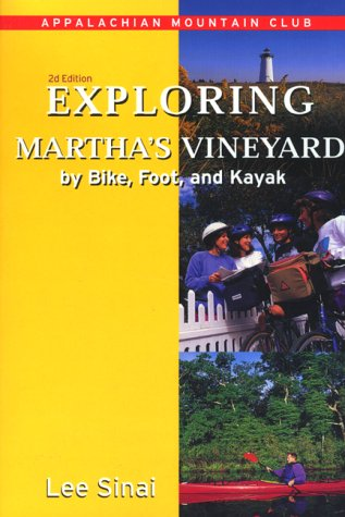 Exploring Martha's Vineyard by bike, foot, and kayak