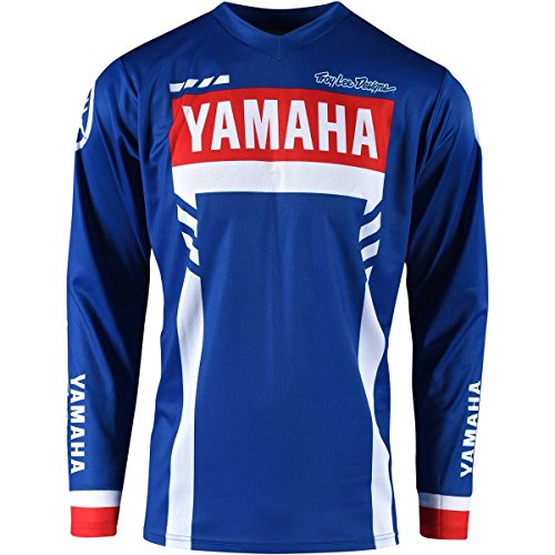 (Troy Lee Designs 2018 GP Yamaha RS1 Jersey-L )