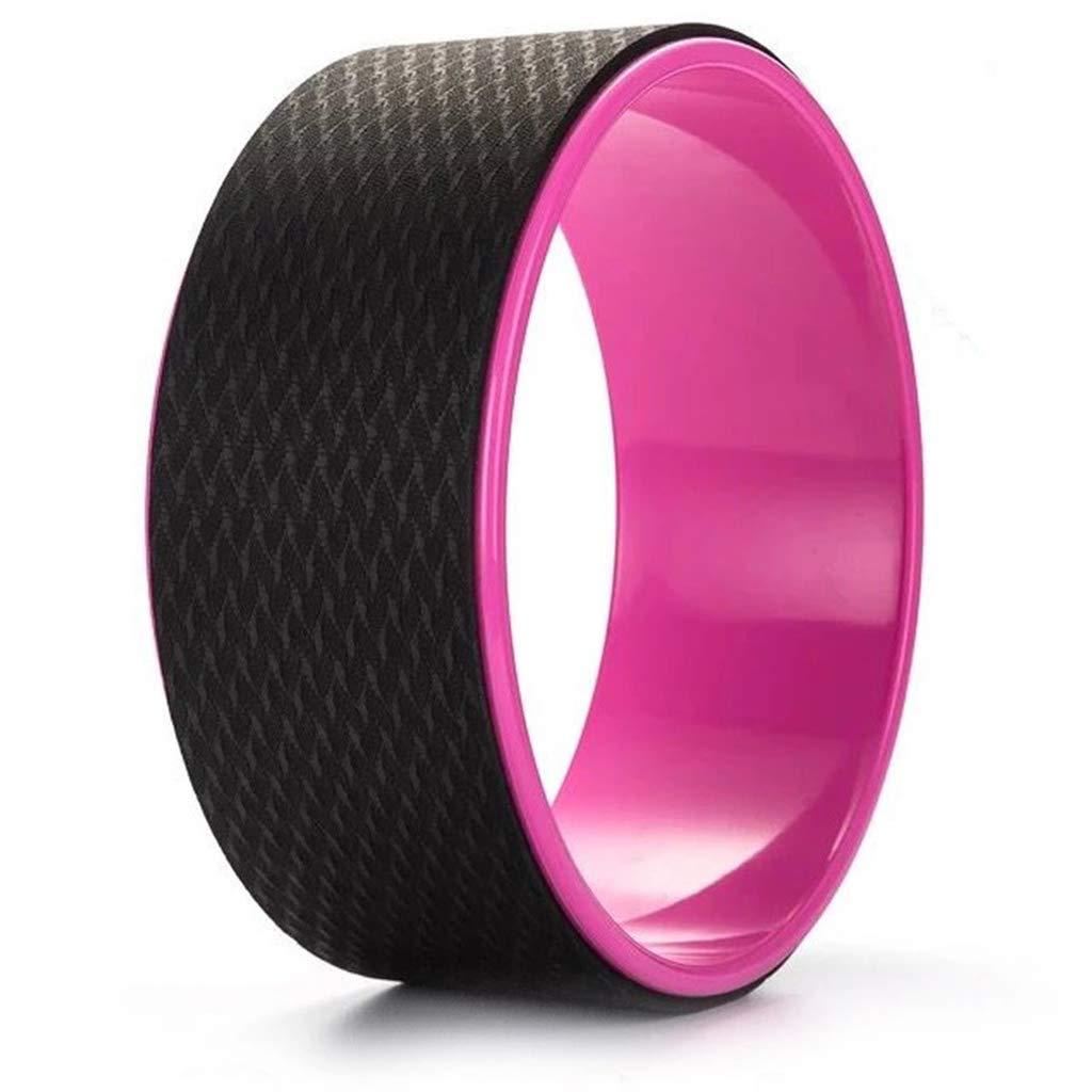 INOOY Yoga-Radhalterung Yoga-Gürtel Komfortable und langlebige Yoga-Balance-Zubehörteile,grau