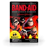 Band-Aid Deco The Incredible Assorted Patch, 20 Count