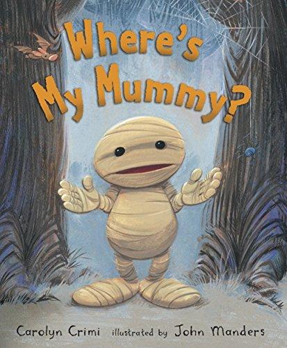 Where's My Mummy? (Mummies Animal)