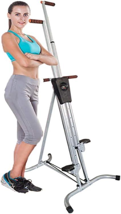 Máquina escalada vertical escalar, equipo ejercicio robusto ...