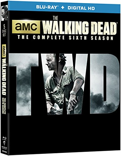 The Walking Dead Season 6 [Blu-ray]