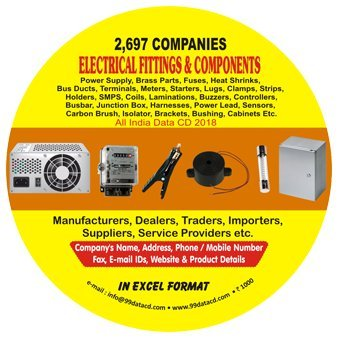 Buy Electrical Fittings & Components Power Supply, Brass Parts