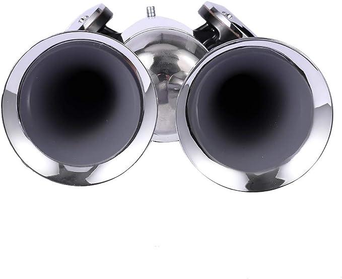ASMAHAN Air Horn is Small Air Horn Max 550db Minimum 450db for Marine Ear Protest Boat Air Horn,Train Horn,Train Horn Kit Train Horn for Car