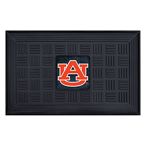 FANMATS NCAA Auburn University Tigers Vinyl Door Mat (Auburn Tigers Door Mat)