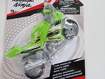 Amazon.com: MOTO SPEED KAWASAKI NINJA MOTORCYCLE - GREEN ...