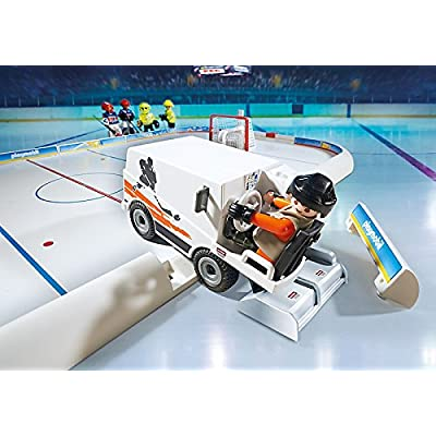 Playmobil 5594 Sports & Action Ice Hockey Arena: Toys & Games
