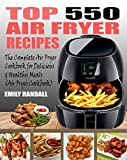 TOP 550 AIR FRYER RECIPES