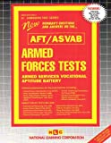 Armed Forces Tests (AFT-ASVAB), Rudman, Jack, 0837350344