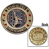 Trademark Basketball Card Guard Poker Button