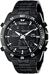 Pulsar Men's PW6011 Stainless Steel Watch