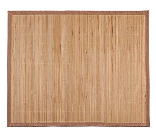 (Fox Valley Traders Bamboo Non Slip Runner 24 x 30)