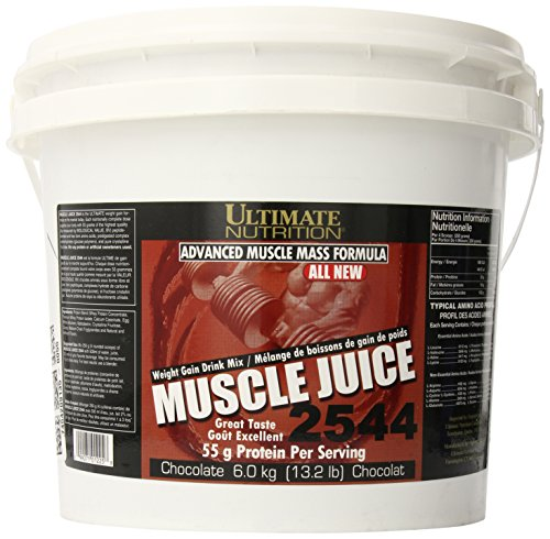 Ultimate Nutrition Muscle Juice 2544, Chocolate, 13.2 Pound