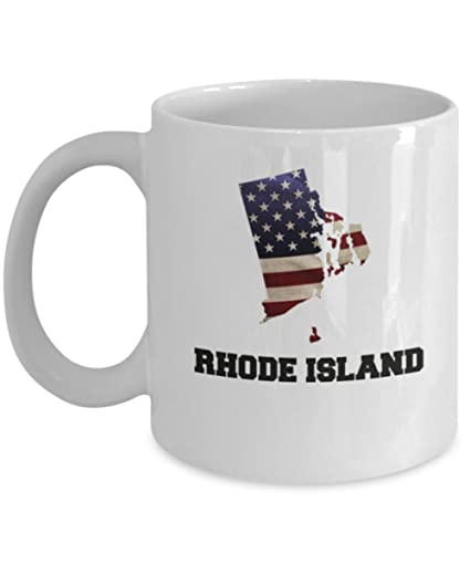 Amazoncom I Love Rhode Island Coffee Mugs Coffee Mug Sets