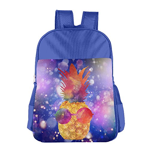 Glasses Pineapple Children School Bags - Pattinson Glasses Robert