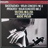 Shostakovich: Violin Concerto No.1 / Prokofiev: No.2
