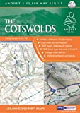 Anquet The Cotswolds 1:25000 (PC)