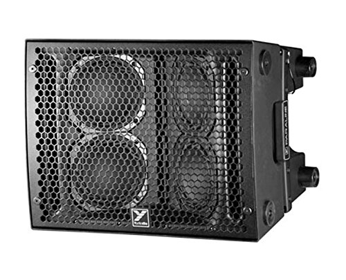 (Yorkville 1200W 4X6in+2X1in Powered Line Array)
