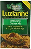 Luzianne Jambalaya Dinner Kit, 8-Ounce Boxes (Pack of 6)