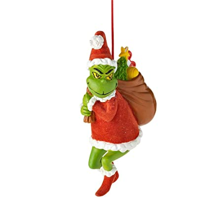 department 56 grinch grinch stealing christmas ornament 4625 inch