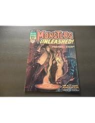 Monsters Unleashed #8 Oct 1974 Bronze Age Black White Marvel Magazine