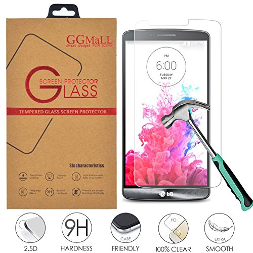 LG G3 Beat Screen Protector, GG MALL Tempered
