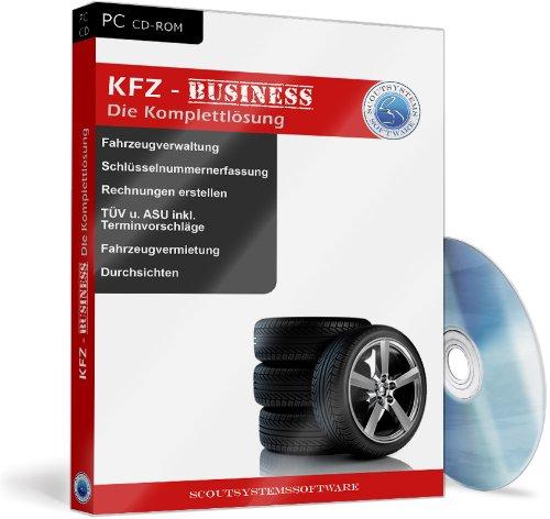 Kfz Business Rechnungsprogramm Werkstatt Verwaltung Software