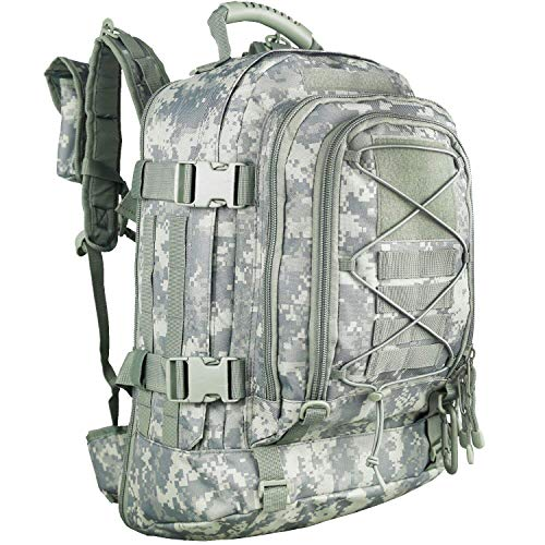 1df6f55c0a27d WolfWarriorX Military Tactical Assault Backpack Hiking Bag Extreme Water  Resistant 3- Day Rucksack Molle Bug