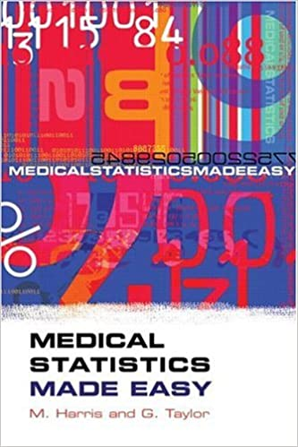 Book Medical Statistics Made Easy (Harris, Medical Statistics Made Easy)