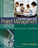 Contemporary Project Management 9780324382389