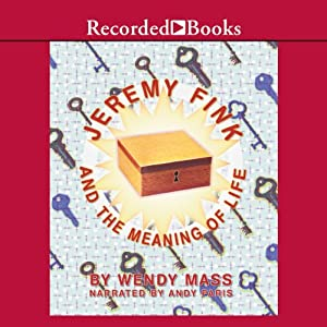 Jeremy Fink and the Meaning of Life Audiobook
