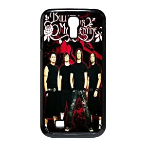 Gators Florida USA-5 Music Band Bullet For My Valentine Print Black Case With Hard Shell Cover for SamSung Galaxy S4 I9500