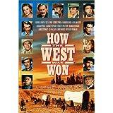 How the West Was Won ~ James Stewart