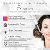 Project E Beauty High Frequency Facial Machine
