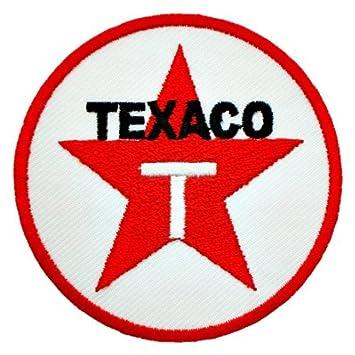 Amazon.com: TEXACO Chevron express lube Oil Gas Station Logo GT02 ...