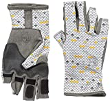 BUFF Pro Series Angler Gloves, Ps Scales, Small/Medium