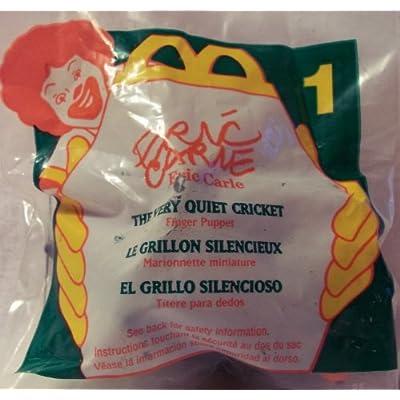 McDonalds ERIC CARLE #1 -