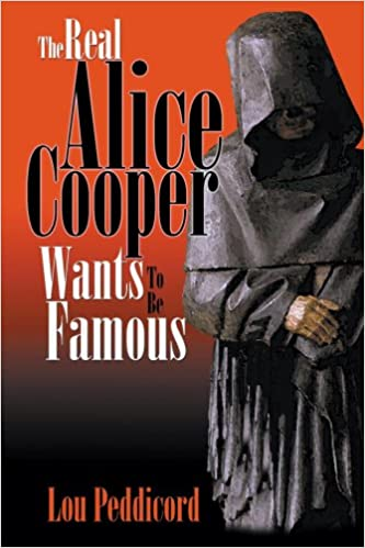 The Real Alice Cooper Wants To Be Famous