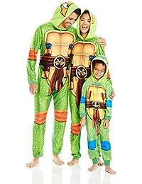Nickelodeon Ninja Turtles Family Sleepwear Cosplay Union...