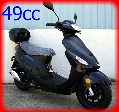 Gas Moped Scooter - 5